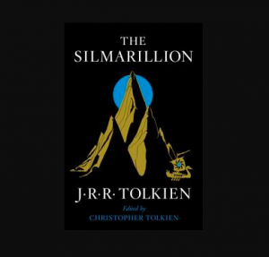 The Silmarillion book cover