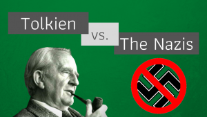 tolkien vs the nazis video