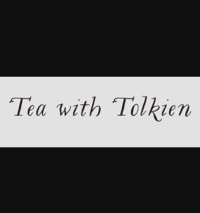 Tea with Tolkien interview on The Tolkien Road 2021